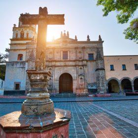 Iglesia de Coyoacn